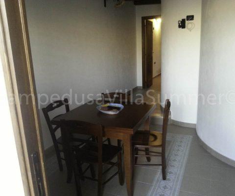 Villetta Trilocale per 4 Persone Lampedusa Villa Summer (1)