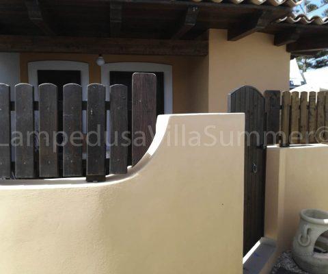 Villetta Trilocale per 4 Persone Lampedusa Villa Summer (10)