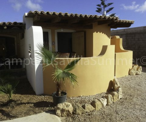 Villetta Trilocale per 4 Persone Lampedusa Villa Summer (11)