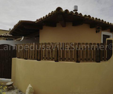 Villetta Trilocale per 4 Persone Lampedusa Villa Summer (15)