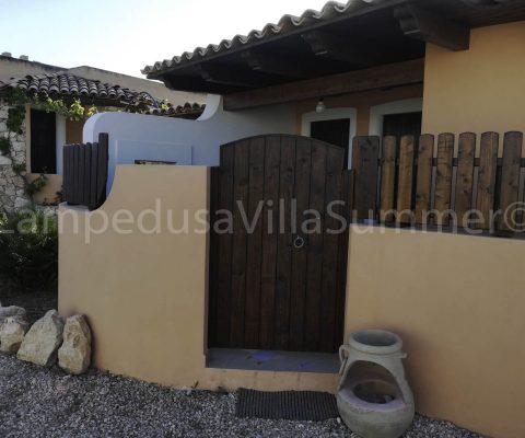 Villetta Trilocale per 4 Persone Lampedusa Villa Summer (2)