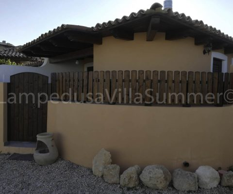 Villetta Trilocale per 4 Persone Lampedusa Villa Summer (3)