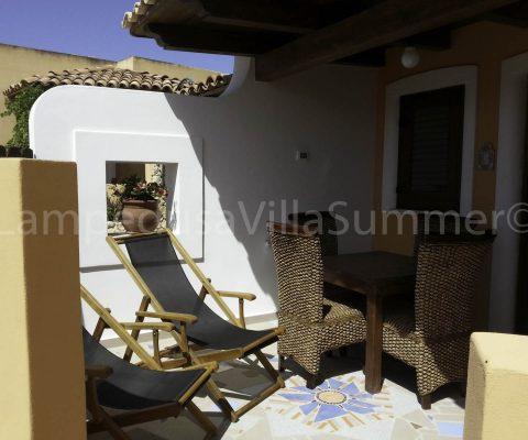 Villetta Trilocale per 4 Persone Lampedusa Villa Summer (4)
