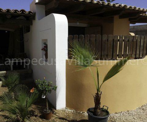 Villetta Trilocale per 4 Persone Lampedusa Villa Summer (5)
