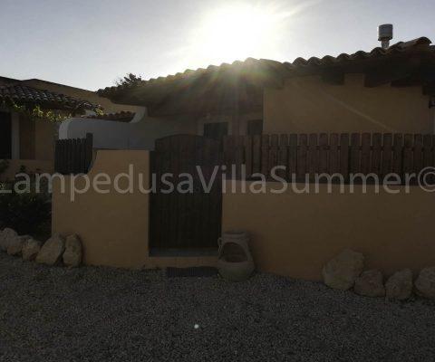 Villetta Trilocale per 4 Persone Lampedusa Villa Summer (6)