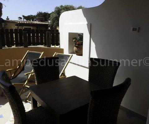 Villetta Trilocale per 4 Persone Lampedusa Villa Summer (7)