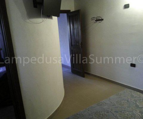 Villetta Trilocale per 4 Persone Lampedusa Villa Summer (8)