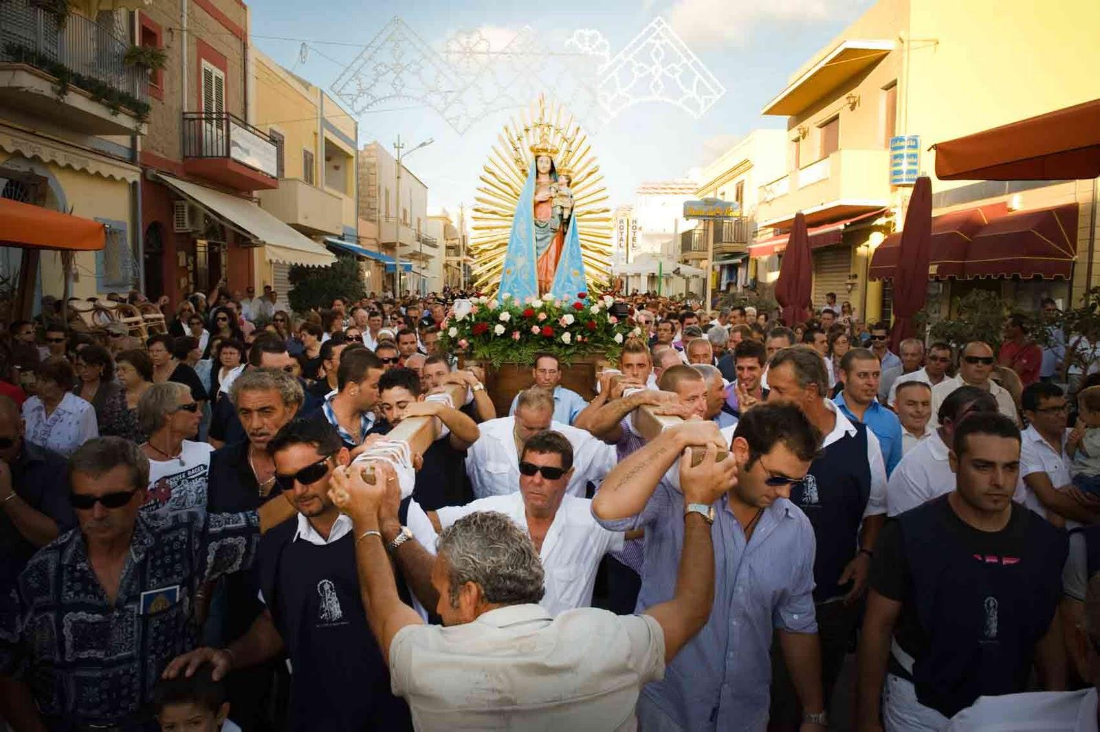 Madonna di Porto Salvo - Lampedusa Villa Summer