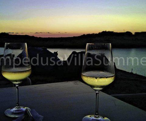 Tunez Bar - Ristorante Lampedusa - Lampedusa Villa Summer