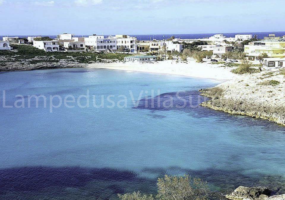 Cala Guitigia - Lampedusa Villa Summer