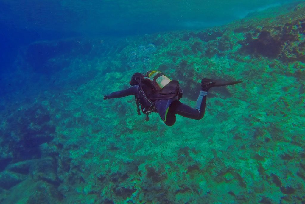 Diving e Immersioni a Lampedusa