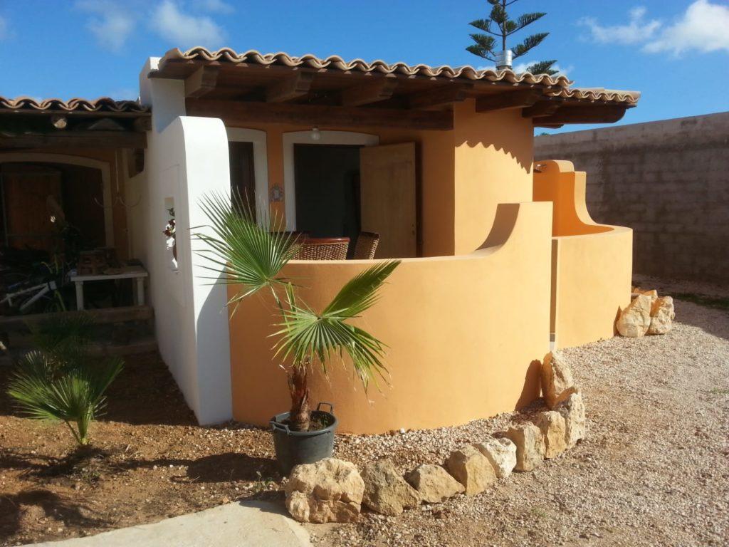 Villetta Trilocale per 4 Persone Lampedusa Villa Summer